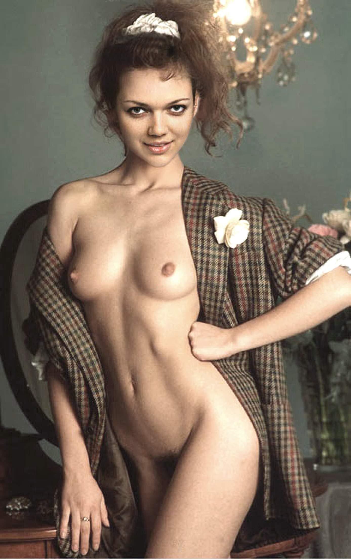 Эротика голые телеведущие 1 фотография
